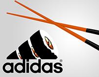 Das Ist Adidas - fun with logo