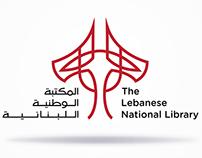 Lebanese National Library branding concept