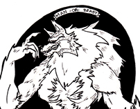 Jon Talbain Fan Illustration