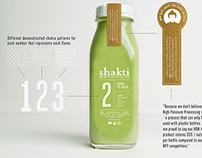 S H A K T I : beyond juice