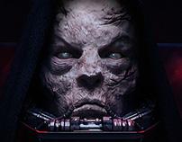 Vader the Emperor