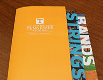 UT School of Music String Area Brochure