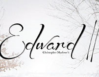 Edward II Promotional Material