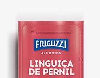 Embalagem Linguiça de Pernil