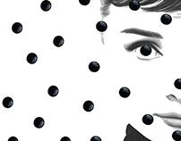 Audrey Hepburn by: Kelvin Guzman