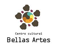 Identidad Centro Cultural de Bellas Artes