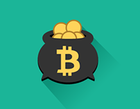 Coinding. We love Bitcoins!