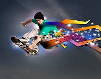 Design-A-Real Skateboard Ad