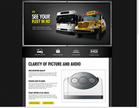 HD Cam Landing Page