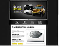 HD Cam Landing Page