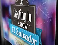 AIESEC Booklet of El Salvador