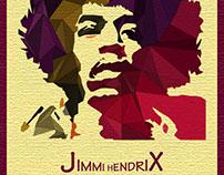 Jimi Hendrix / Poster