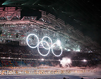 Sochi 2014 Winter Olympic Games Ceremonies