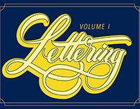 Lettering Colection: Volume I