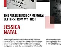 Rutgers University Art Show Promotional Materials
