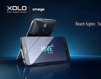 XOLO Omega tvc