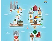 Tourism Malaysia 2015