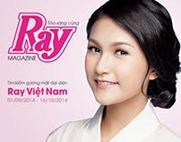 Ray Magazine Poster