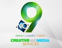 Number.9 Creative and Media Services Profile Design