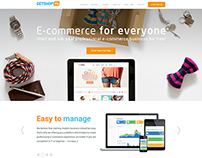 GETSHOPIN - e commerce system for Nigeria