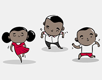 Dancing ING · UNICEF