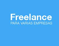 Freelance con algunas empresas