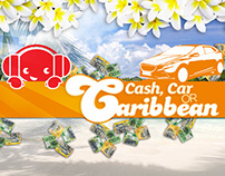 Cash, Car or Caribbean
