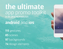 Ultimate App Promo Presentation Toolkit - After Effects