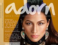 Adorn Jan-Feb 2015 Cover Shoot