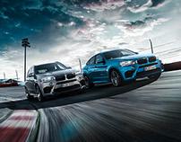 Postproduction BMW X5M & X6M