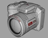 2013 - Fujifilm Project modeling