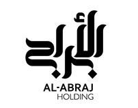 Font Design for Al-Abraj Holding Company