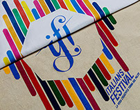 IF! Italians Festival - LOGO AND BRANDING