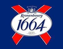 Kronenbourg 1664 Facebook Page 2013