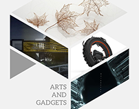 Arts And Gadgets 23-10-2015