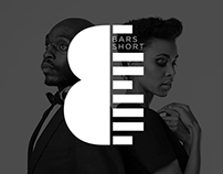 8 Bars Short Band Logo