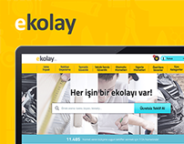 ekolay // Web Site Design