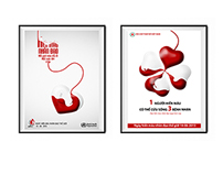 Blood donor day poster