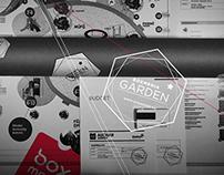Auchan Garden - Concept