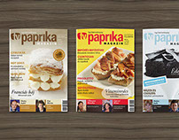 TV Paprika - Fine Food Magazine