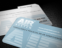 Air System | Identidade Visual