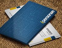 Cartão de Visita - iPersonae
