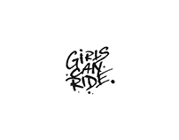 Girls Can Ride.