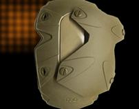 D3O TRUST Knee Pad System