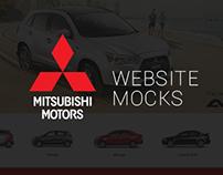 Mitsubishi Motors Malaysia Mocks