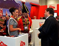 Gibraltar Tourism @ WTM 2014