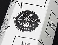 Bellaria Re-Brand Identity