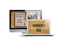 Kubrick's Secret Box