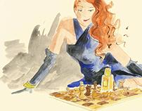 Perfume Code - Next move?