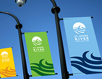 St. Johns River Branding